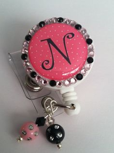 Hey, I found this really awesome Etsy listing at https://www.etsy.com/listing/233156884/nifty-bling-badge-reel