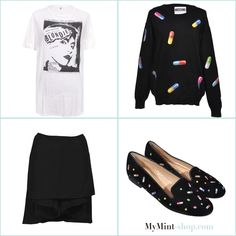 FRIDAY´S NEW ARRIVALS! #R13 #Moschino #RickOwens #AlbertoMoretti #Secondhand #Onlineshop #Vintage #Designer #Fashion #Clothes #MyMint