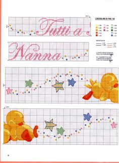 Cross Stitch, Baby Shower, Flowers, Nova, Disney, Embroidery Ideas, Cross Stitch Embroidery, Cross Stitch For Baby, Baby Layette