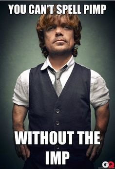 Who doesn't love Peter Dinklage in Game of Thrones? Those who haven't seen Peter Dinklage in Game of Thrones. (I have loved this man for years! Sherlock, Game Of Thrones Pictures, Game Of Trone, My Champion, My Sun And Stars, Friday Humor, Raining Men, Winter Is Coming, Funny Games
