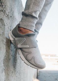 New Balance Vazee Rush Strap: Grey Sweatshirt