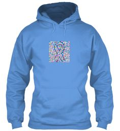 Avon Walk For Breast Cancer Carolina Blue Sweatshirt Front I Love America, Touch Me, Tee Shirts, Tees, Carolina Blue, Hoodies, Sweatshirts, Blue Jeans, Just For You