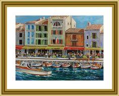 Cassis par Henri Martin...  https://www.facebook.com/pages/Mistoulin-et-Mistouline-en-Provence/384825751531072