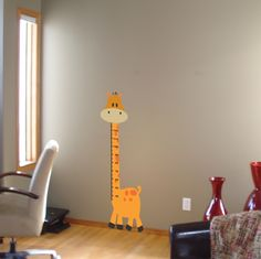 Adesivos parede infantil girafa métrica de: R$ 95,90 por: R$ 87,63
