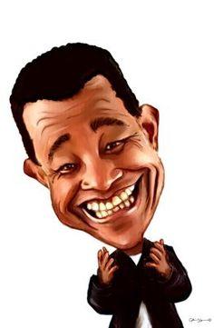 caricaturas brasileiras - Pesquisa Google-Jair Rodrigues.