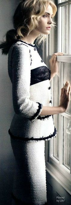 Chanel Elegance | LBV ♥✤