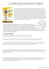 Si Quieres Aprender Ensena El Nino Que Domo El Viento Libros De Matematicas Viento Perseverancia