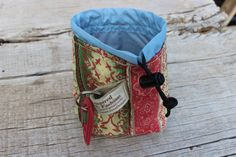 Dog Treat Training Pouch Bag with by MountainUrsusDesigns on Etsy -- inspiration