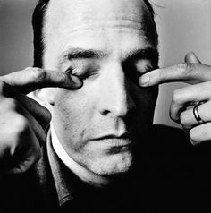 By Irving Penn / Ingmar Bergman