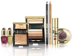 Pupa Stay GOLD! Collection Holiday 2015