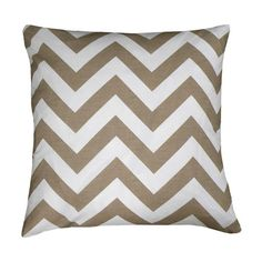 I pinned this Eve Pillow in Caramel from the Elisabeth Michael event at Joss and Main!