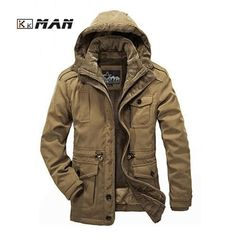 High Quality Casual Men's Winter Jacket