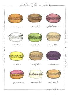 Les Macarons — MACARON DAY SEATTLE 2015