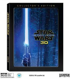 Disney y Lucasfilm han anunciado una edición de Star Wars: The Force Awakens en…