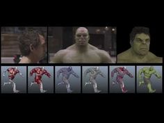How ILM assembled the visual effects of The Avengers - YouTube