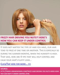 Hair Care & Styling Tips on Pinterest