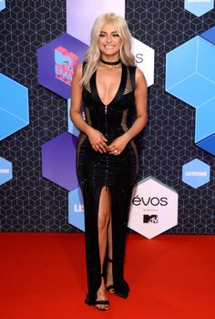 Bebe Rexha | Here's Everyone Who Attended The MTV EMAs