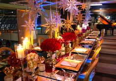 Holiday Setting at Living Grand - Grand Hyatt NYC