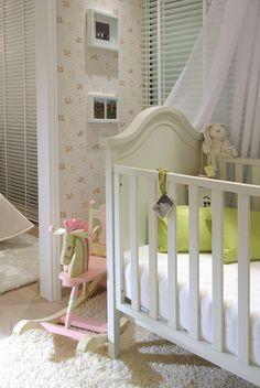 modern country nursery
