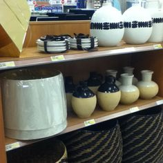 Baskets & vases & that lamp base / #target #nateberkus #targethitsthemark