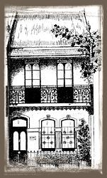 drawing terraced house sydney kathryns on queen drawing terraced house sydney kathryns on queen Zen House, House Wall, Australian Homes, Australian Art, Queen Drawing, Hydrangea Garden, Terraced House, Pink And White Flowers, Victorian Houses