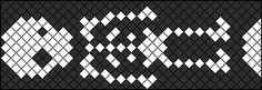 Normal Friendship Bracelet Pattern #11538