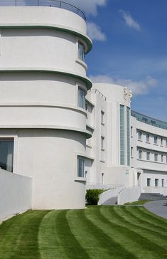 Art Deco Midland Hotel, Morecambe  #RePin by AT Social Media Marketing - Pinterest Marketing Specialists ATSocialMedia.co.uk
