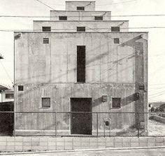 Standard House 001, Tekarazuka – Toyokazu Watanabe 1979, fot. Hitoshi Kawamoto