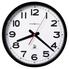 Howard Miller 625205 Accuwave II Wall Clock ** You can find more details by visiting the image link.