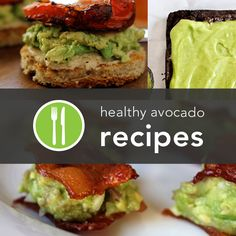 The Greatist Table: 5 Healthy Avocado Recipes from Around the Web | Greatist