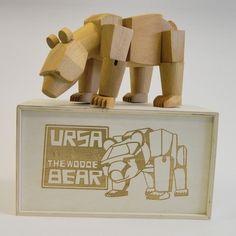 Ursa Minor, David Weeks, Wooden Toys