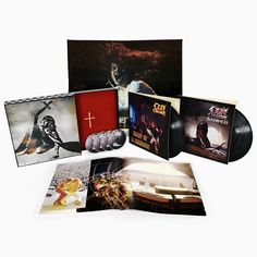 Ozzy Osbourne - Diary of a Madman/Blizzard of Ozz 30th Anniversary Deluxe Box Set