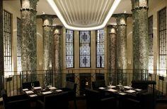 World's Most Exclusive Design Restaurants | Design Home #designhome