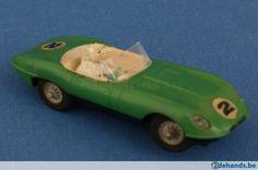 Jaguar E Type, Slot Cars, Toy Boxes, Hot Wheels, Diecast, 1960s, Corgi, Van, Racing
