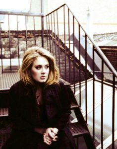 I love Adele's modern take on the classic styles. I want to take inspiration from her.