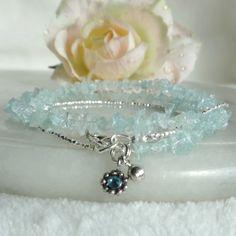 Swarovski, Pearl Earrings, Pearls, Jewelry, Fashion, Gemstone Beads, Light Blue, Rhinestones, Moda