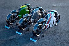 未来感やばい! ロータス初のスーパーバイクがめちゃくちゃかっこいい : ギズモード・ジャパン