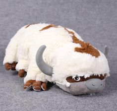 50% Off: Avatar's Appa Plush Doll (20 Inches)