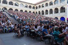 Folk, lírica, y flamenco se darán cita en las vallisoletanas Noches de San Benito http://www.revcyl.com/web/index.php/cultura-y-turismo/item/9258-folk-lirica-