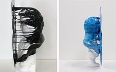 SCULPTURES BY NICK VAN WOERT