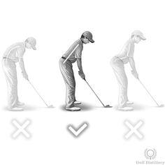 Golf Posture. Part 6 #GolfTips #GolfingTips