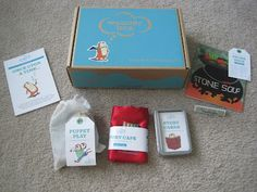 Educational Activities Delivered Monthly to Your Home with Wonder Box - Interesting concept!