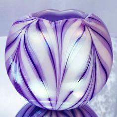 Dave Fetty Vase Lavender