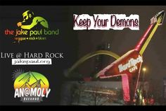Keep Your Demons The Jam Band, Jake Paul, Reggae, Demons, Hard Rock, Chicago, Live, Hard Rock Music, Satan