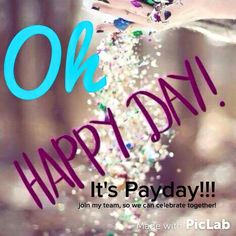 Yesterday was R+F payday, and it was my biggest check yet! Want to get an extra check every month? Message me to join my team!!