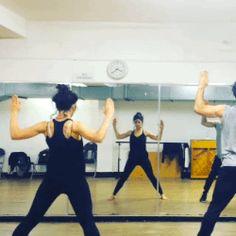 Marina and the Diamonds Froot choreography.