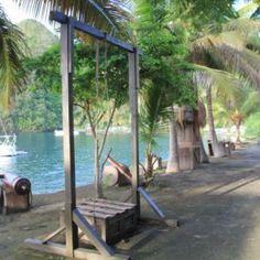 Öfter mal was Neues  Auf unserem letzten Törn haben wir zum 1. Mal die Wallilabu Bucht auf St. Vincent angelaufen. Auch wenn sie nicht a