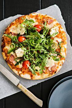 Helppo grillipizza | K-ruoka