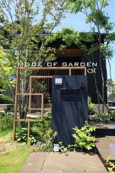 Japanese Architecture, Signage Design, Coffee Shop, Entrance, House Plans, Exterior, Restaurant, Outdoor Structures, House Design