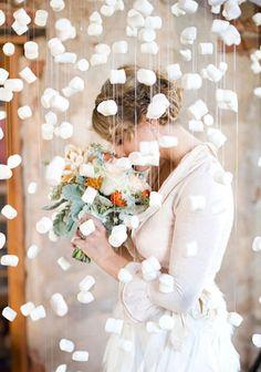 Снег внутри. Зимняя свадьба